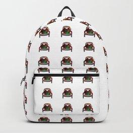 Psychedelic Transportation Backpack