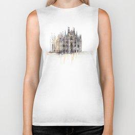 Duomo di Milano. Biker Tank