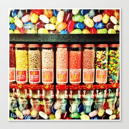 Jelly Belly Canvas Print