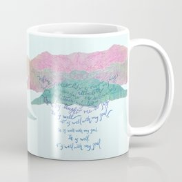 It Is Well With My Soul-Hymn Coffee Mug