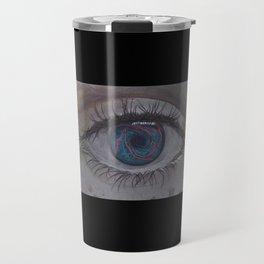 Eye 1# Rose Travel Mug