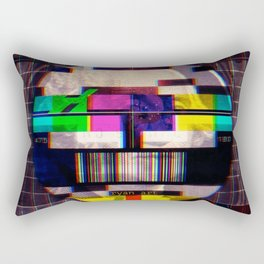 LiveFi 01 Album Art Rectangular Pillow