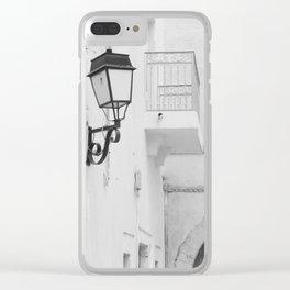 Djerba street, Tunisia Clear iPhone Case