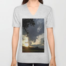The Clearing Unisex V-Neck