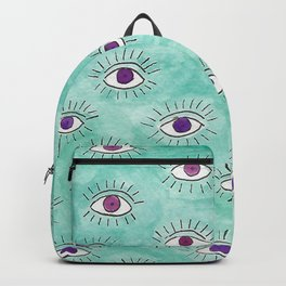 Window to the Souls Backpack