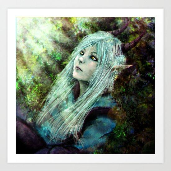 Lush Green Art Print
