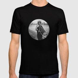The Urban Crocodile Huntress T-shirt