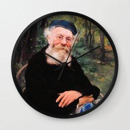 Jules Bastien-Lepage - son grand-pre Wall Clock