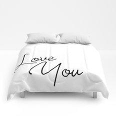Love You Comforters