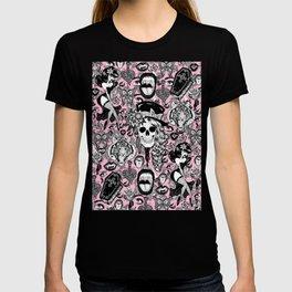 Pink Halloween T-shirt