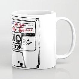 My Holiday Mix Tape Coffee Mug