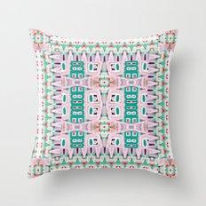 Geo Tribal Throw Pillow
