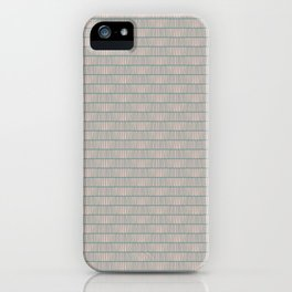 Lines nº03 iPhone Case