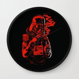 Smoking Darkside Wall Clock