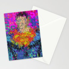 Super Type Man - Abstract Pop Art Comic Stationery Cards