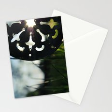 Tea Light Stationery Cards