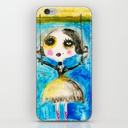 FIRST COCOTTE iPhone Skin