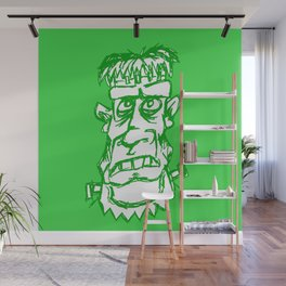 My Name Is Not Frankenstein Wall Mural