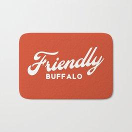 FRIENDLY BFLO Bath Mat