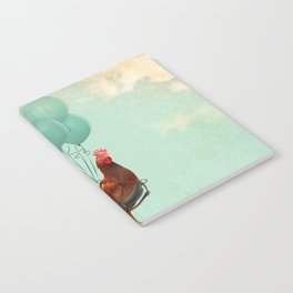 Chickens can't fly 02 Notebook