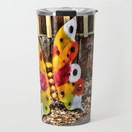 Iron Butterfly Travel Mug