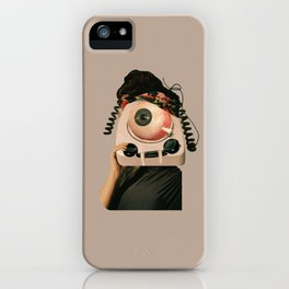 Daily Monster #3 iPhone Case