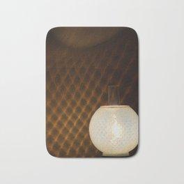 lamp pattern Bath Mat