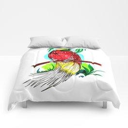 Lesser Bird Comforters