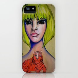Tiger Style iPhone Case