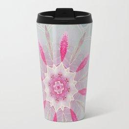 Azalea Veil Mandala Travel Mug