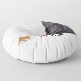 I Should, Koko (Wordless) Floor Pillow