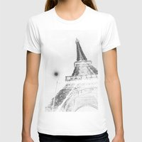 eiffel T-shirts featuring Eiffel by Envibe Photography