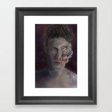 Chrysanthemum Dreams Framed Art Print