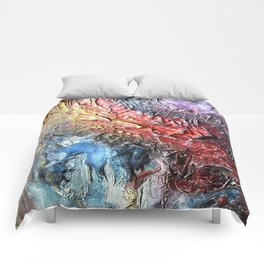 The mesozoic Comforters