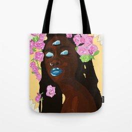 world (peach) Tote Bag