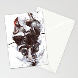 Bodhidharma Stationery Cards