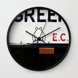 EC1, London, 2012 Wall Clock