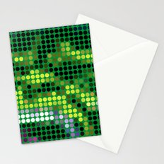 Mr Green 2 Stationery Cards