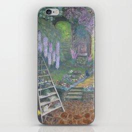 Maxine's Garden iPhone Skin