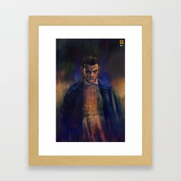 011 Framed Art Print