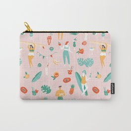 Beach party Carry-All Pouch