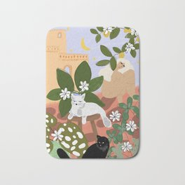 Summer in Paradise Bath Mat