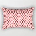 Polka Dot Red and Pink Blotchy Pattern by markuk97