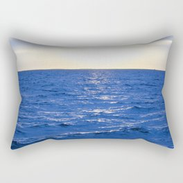 Heavenly Blues - Gagliano Photography Rectangular Pillow