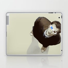 Tenth Doctor Laptop & iPad Skin