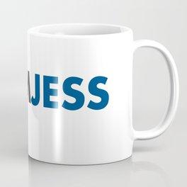 Team Jess Gilmore Girls Coffee Mug