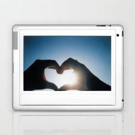 Polaroid Sun Love Laptop & iPad Skin