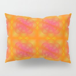 ORANGESICLE MANDALA Pillow Sham