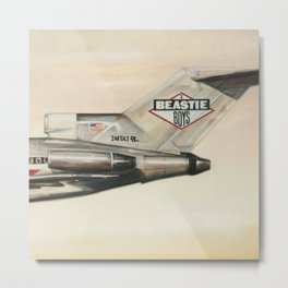 Beastie - Licensed to Ill -  Boys Metal Print