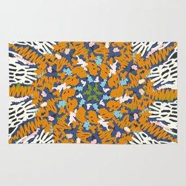 Crotchet Mandala Rug